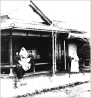 日本最初の修道院