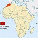 モロッコ地図2